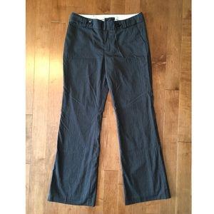 Banana Republic Martin fit pinstripe trousers